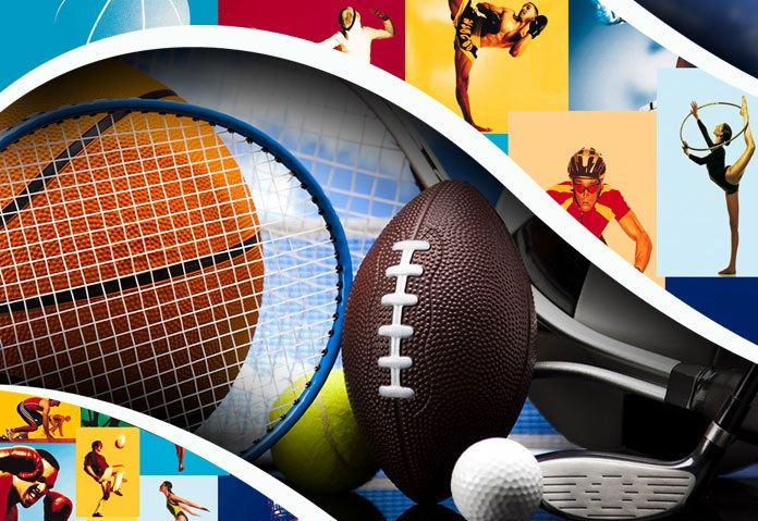Популярные виды спорта